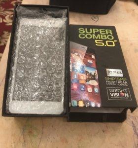 Смартфон Super Combo 5.0 Huawai