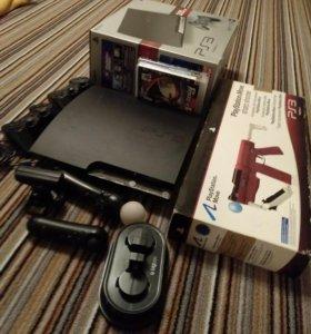 Playstation3 Slim консоль