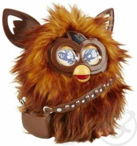 Интерактивная игрушка Furby Star Wars Фербакка