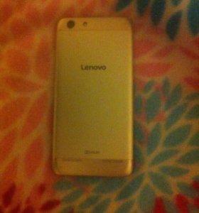 Смартфон Lenovo K5 plus Dual Gold LTE