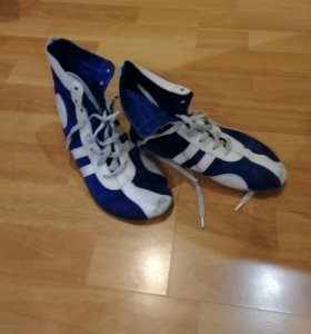 Ботинки самбо