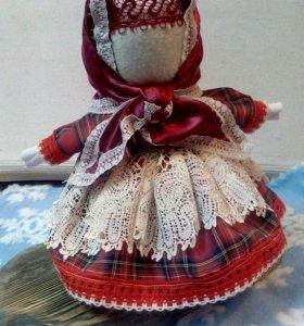 Кукла-крупеничка (обереговая)