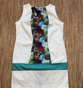 Платье новое, 44-46 размер
