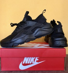 Краснодар💥 Кроссовки Nike Huarache Ultra чёрные⚫️