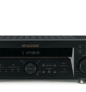 Sony str-de585 ресивер, колонки, сабвуфер