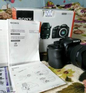 Продам за 15.000р. Цифровой фотоаппарат со сменны