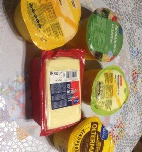 Сыр из Финляндии .