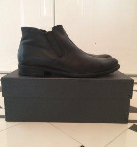 Мужские ботинки демисезонные baldinini