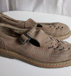 Летние легкие ботинки