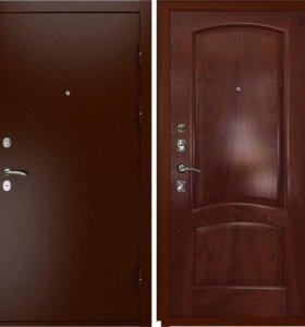 Стальная дверь ДМ-3а