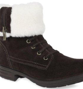 Ботинки зимние новые Marko