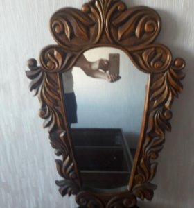 Зеркало (начала 90-х годов)