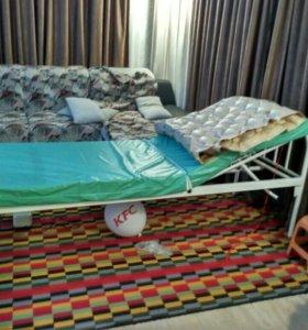 Кровать медицинская в аренду. Рассмотрю варианты.