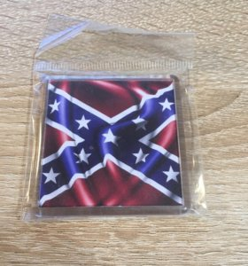 Магнит Флаг конфедерации США