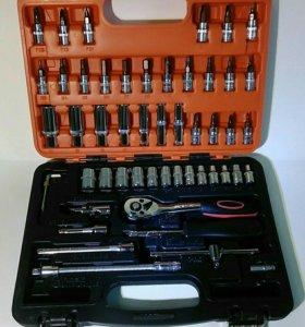 Качественный набор инструмента 53 предмета