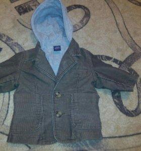 Пиджак для малыша