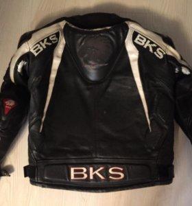 Мотокуртка мужская bks