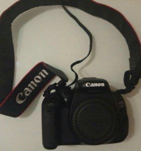 Canon 600d kit 18-55