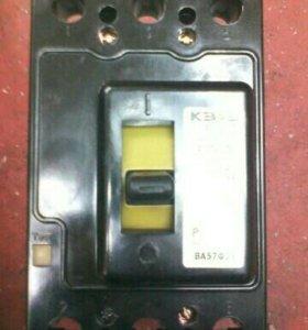 Автоматический выключатель ва57Ф35 125А