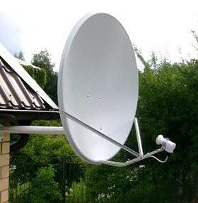 Настройка и монтаж спутниковой антенны.