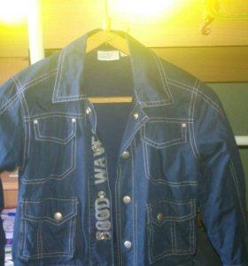 Куртка-ветровка фирма