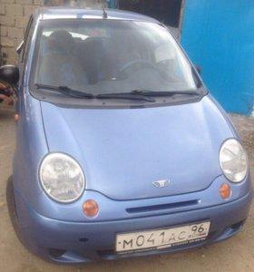 Продам Daewoo Matiz 2008