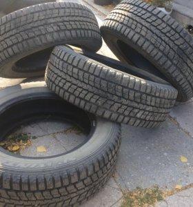 Продам зимние шины Dunlop Winter Ise