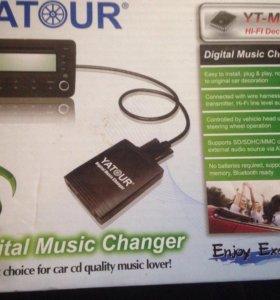 USB переходник на автомобиль