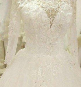 Свадебное платье ноаое