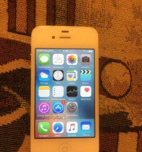 Продаю iPhone 4s 32Gb