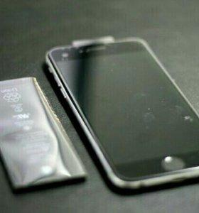 iPhone 6 аккумулятор