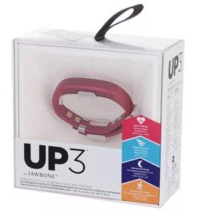 фитнес-браслета Jawbone UP3