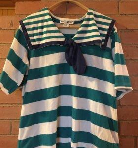 винтажная блуза/футболка