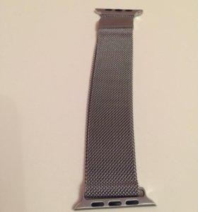 Браслет миланская петля Apple Watch 42 мм