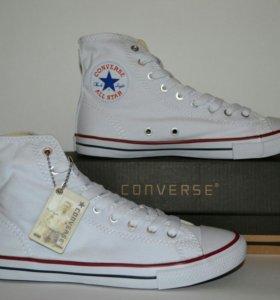 Converse, новые кеды конверс.
