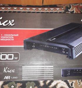 Усилитель Kicx AR 1.350 (1 канальный)