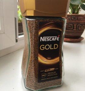 Растворимый кофе Nescafe Gold, из Финляндии, 200 г