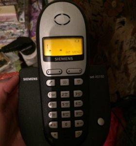 Домашний телефон siemens рабочий