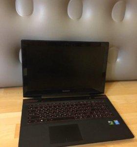 Мощный игровой ноутбук Lenovo Y50