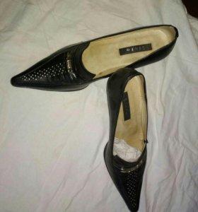 Туфли. Натур. кожа