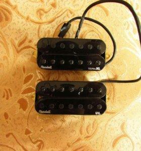 Звучки для 7струнной гитары Randall