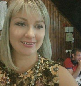 Ведущая Анна Борисова