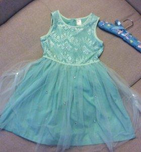 Платье нарядное Картерс