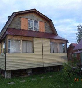 Дача, 84 м²