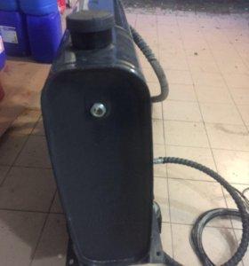 Гидравлическое оборудование Binotto с DAF