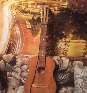 Гитара 6ти струнная
