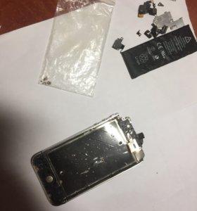 iPhone 4s запчасти