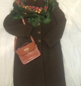 ❗️Новое Пальто (букле)❗️44-46 размер