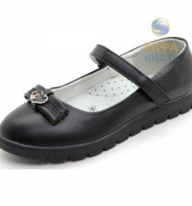 Школьные туфли 36 р. Новые