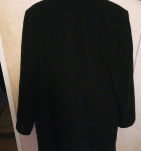 Пальто мужское драповое демисезонное
